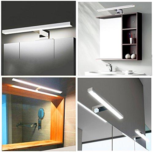 1819 led spiegelleuchte schranklampe badlampe badleuchte wandleuchte wandlampe spiegellampe. Black Bedroom Furniture Sets. Home Design Ideas