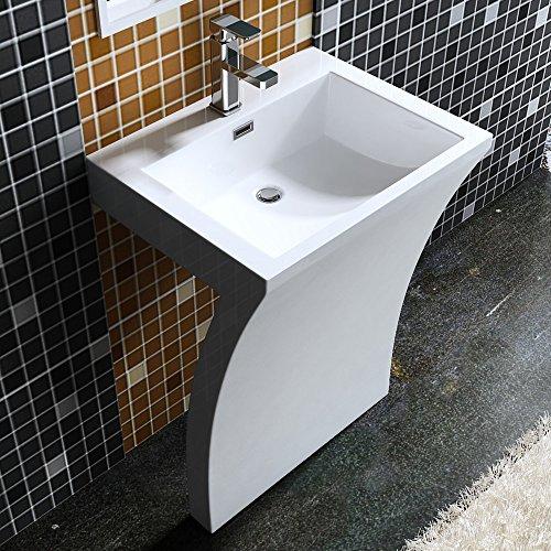 58 5x48x84 cm design standwaschbecken colossum07 aus gussmarmor waschtisch waschplatz stand. Black Bedroom Furniture Sets. Home Design Ideas