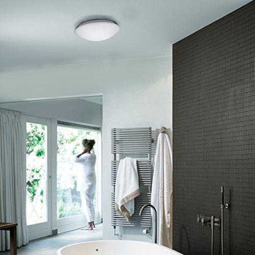 b k licht led badezimmerleuchte badezimmerlampe deckenleuchte ip44 spritzwassergesch tzt. Black Bedroom Furniture Sets. Home Design Ideas