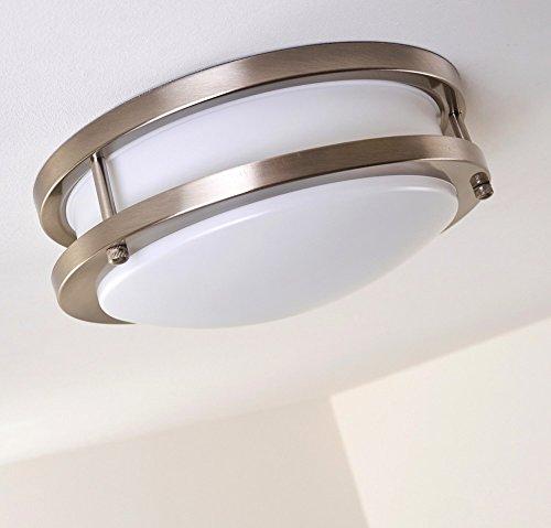 bad deckenlampe mit led lampen f r badezimmer oder andere r ume wie flure und wohnzimmer. Black Bedroom Furniture Sets. Home Design Ideas