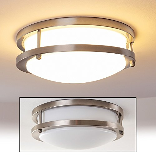 Bad Deckenlampe mit LED-Lampen für Badezimmer oder andere Räume wie ...