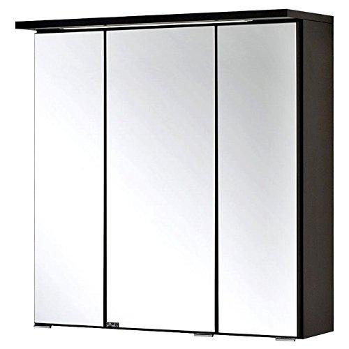 60cm Breiter Spiegelschrank | Badezimmer Spiegelschrank 60cm mit LED beleuchtung