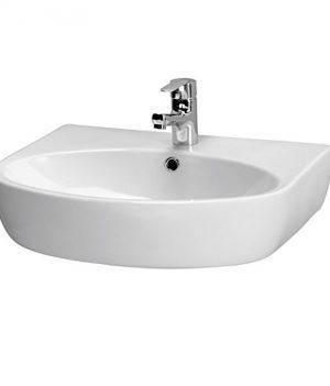 Keramik Waschbecken Weiß , Weiß Waschtisch , Keramik weiß Waschbecken