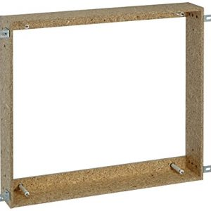 Unterputz für Spiegelschrank 80 cm