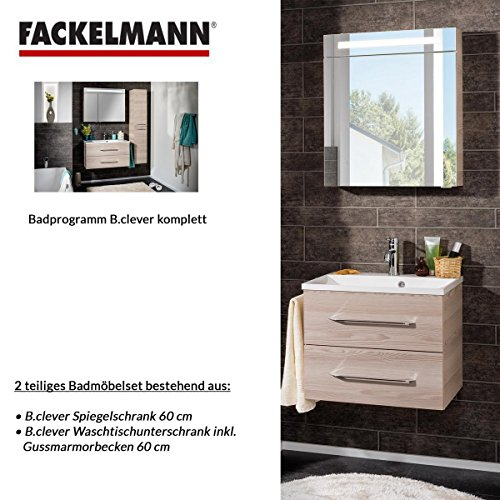 bad waschtisch 60 cm waschbecken rund bad mit edelstahl und bad waschtisch holzplatte fr. Black Bedroom Furniture Sets. Home Design Ideas