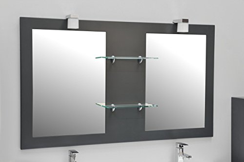 galdem led spiegelleuchte wandleuchte badleuchte spiegelbeleuchtung spiegelschrank leuchte lampe. Black Bedroom Furniture Sets. Home Design Ideas