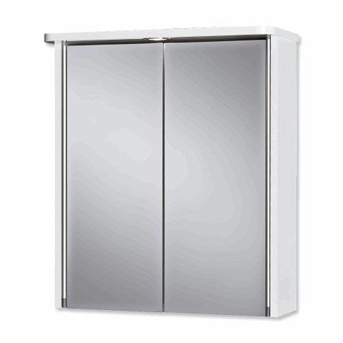 Badezimmer Spiegelschrank weiß