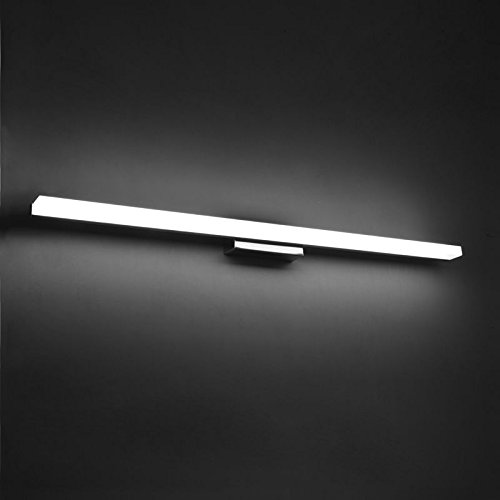 Kairry Led Spiegel Bad Badezimmer Spiegel Leichtes Make-Up Wand ...