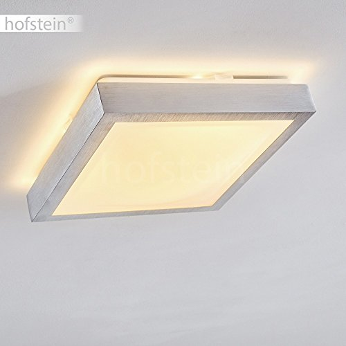 Led Deckenlampe Wutach Eckig 880 Lumen 12 Watt 3000 Kelvin Warmweiss