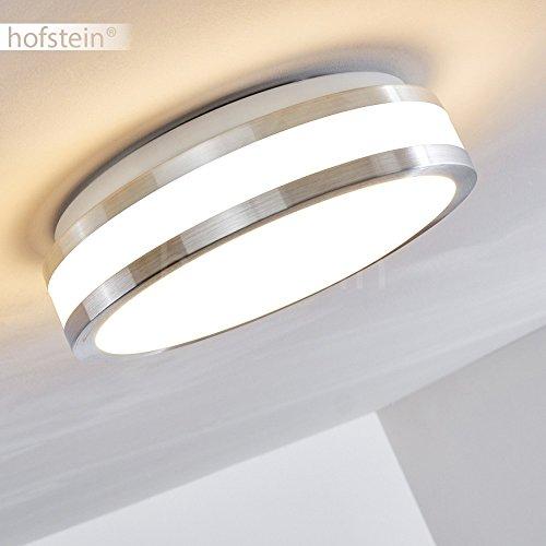 led leuchte f r die decke aus metall in einem modernen design helles warmwei es licht f r das. Black Bedroom Furniture Sets. Home Design Ideas