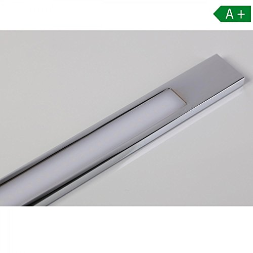 led spiegelbeleuchtung 30cm badlampe ip44 spiegellampe wandleuchte badezimmer. Black Bedroom Furniture Sets. Home Design Ideas