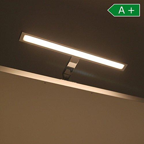 LED Spiegelbeleuchtung 30cm Badlampe IP44 Spiegellampe Wandleuchte ...