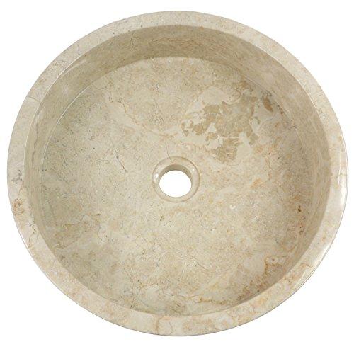 Aufsatz für Waschbecken | Marmorwaschbecken aufsatz | Marmor Waschbecken