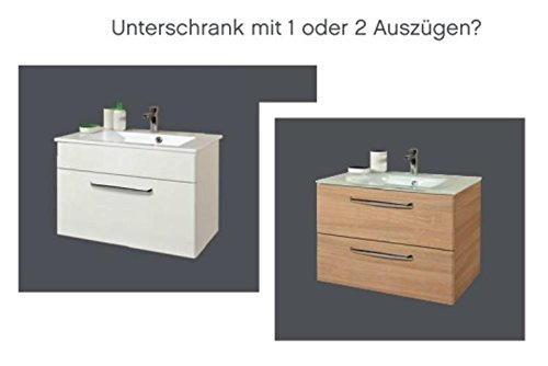 pelipal trentino 110cm mit mineralgu waschbecken unterschrank und spiegelschrank badm bel. Black Bedroom Furniture Sets. Home Design Ideas