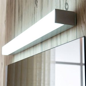 WYQLZ Spiegel Licht LED Spiegel Vorne Lampe WC Einfache Moderne Badezimmer  Wand Lampe Makeup Spiegel Schrank WC Spiegel Licht