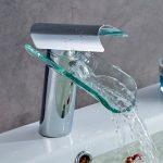 Waschtischarmaturen Glas , Waschtischarmatur glas