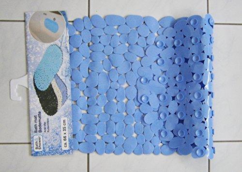 badewanneneinlage 66x35cm steinoptik 4 farben wanneneinlage badewannenmatte antirutschmatte. Black Bedroom Furniture Sets. Home Design Ideas