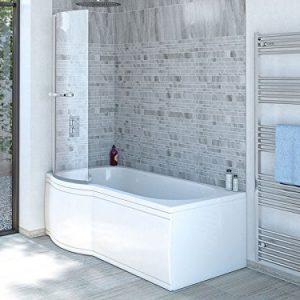 Duschtempel | Badewanne mit Dusche
