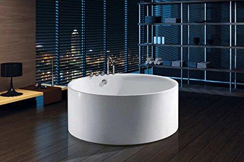 runde badewanne