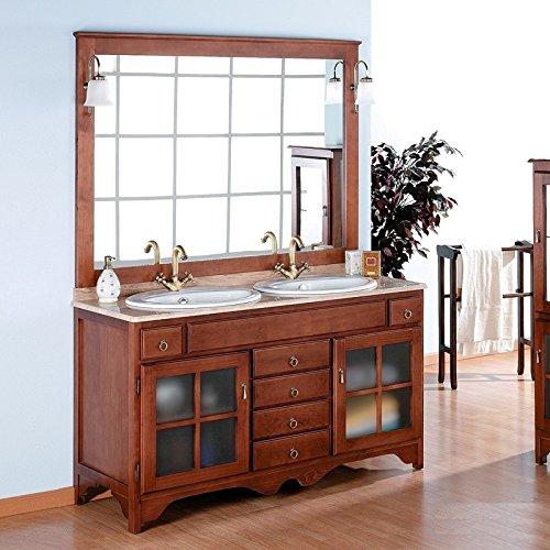 badm bel rustical cruz 140 cm. Black Bedroom Furniture Sets. Home Design Ideas