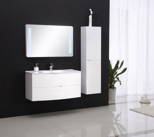 badm bel unterschrank alba inkl waschtisch. Black Bedroom Furniture Sets. Home Design Ideas