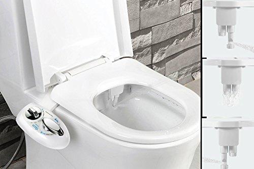 Bidet | WC mit Bidet | Toilette mit Reinigung | Dusch WC | Toilette mit Intimreinigung | Po Dusche|