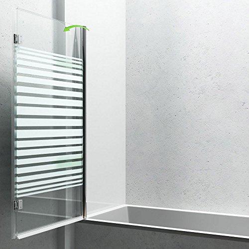 117x141 cm duschwand , duschwand , duschwand aus Glas