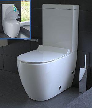 Stand WC | stand Toilette | Toilette Keramik mit Spülkasten