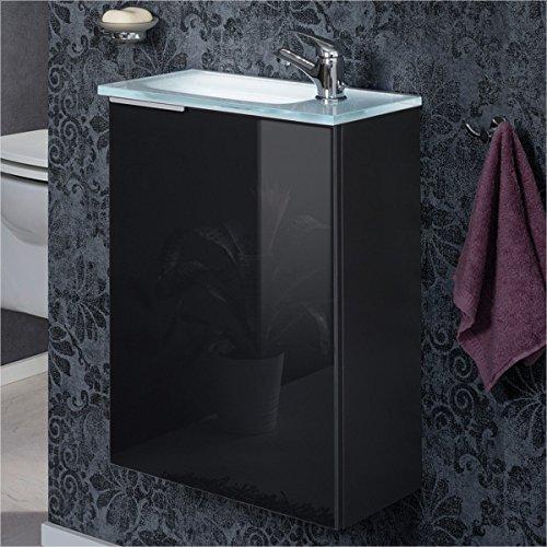 Fackelmann-Gste-WC-Set-KARA-Armatur-Waschbecken-mit ...