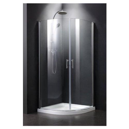 Glas Dusche | Duschkabine | 90x90x195 cm Dusche