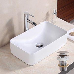 Keramik Waschbecken |Waschtisch Keramik