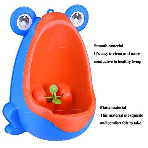 greenmigo nette froschform kinder urinal kleinkind t pfchen pee trainer training urinal wc. Black Bedroom Furniture Sets. Home Design Ideas