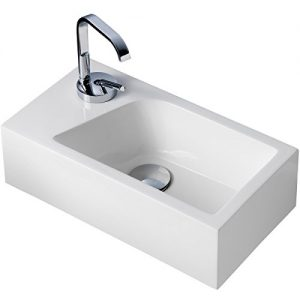 Gäaste WC Wachbecken
