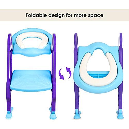 homfa t pfchentrainer toiletten trainer kinder t pfchen. Black Bedroom Furniture Sets. Home Design Ideas