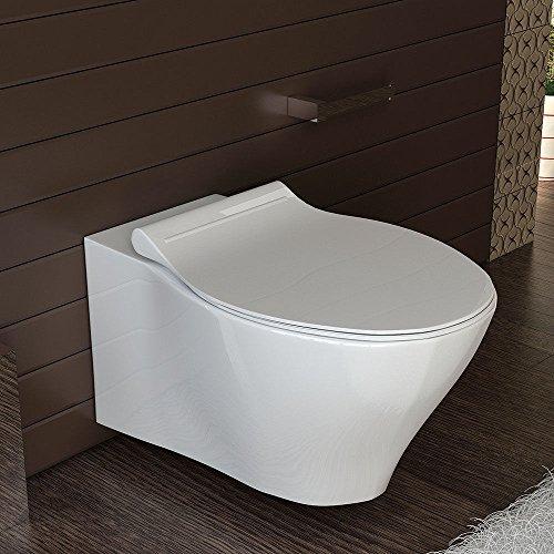Toiletten  | WC | hängendes WC | hängende Toilette |