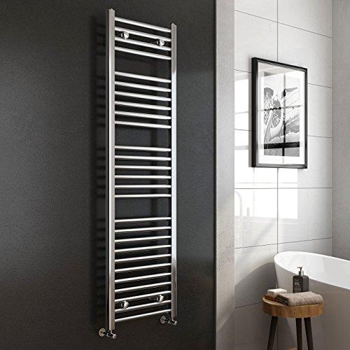 In Englischer Sprache | chrom Beheizter Handtuchhalter Designer Badezimmer  Heizkörper – alle Größen