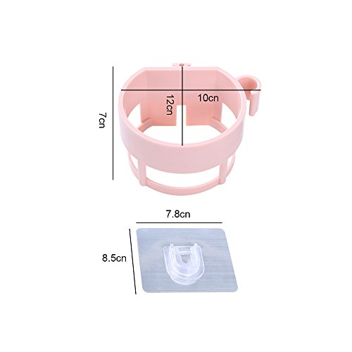 jinsanshun neumodisch multifunktional bad haar rack haartrocknerhalter badezimmer wandhalterung. Black Bedroom Furniture Sets. Home Design Ideas