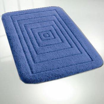 kleine wolke 4567769225 charly badematte aus pvc blau 70 x 120 cm. Black Bedroom Furniture Sets. Home Design Ideas