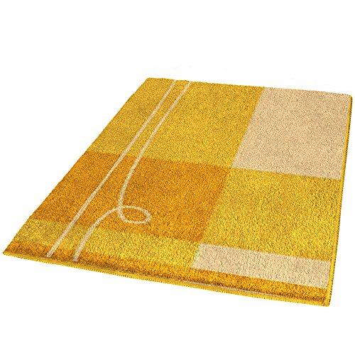 kleine wolke 4588573225 tivoli badteppich polyacryl kanarienvogel gelb. Black Bedroom Furniture Sets. Home Design Ideas