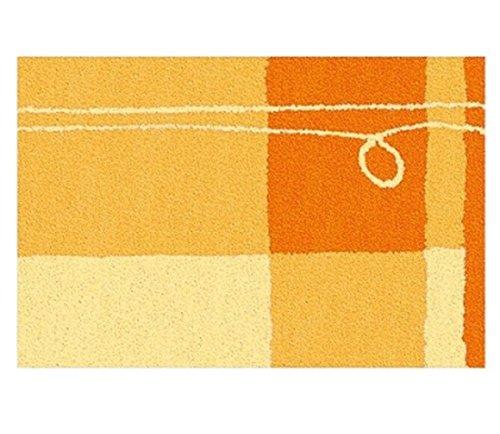 kleine wolke 4588573556 tivoli badematte aus polyacryl kanarienvogel gelb 60 x 90 cm. Black Bedroom Furniture Sets. Home Design Ideas