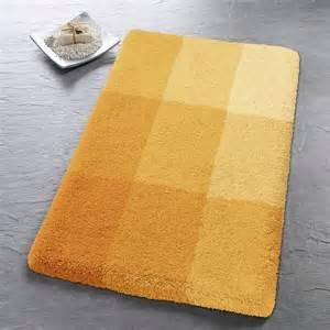 kleine wolke 5514568360 square badematte aus polyacryl gelb 60 x 100 cm. Black Bedroom Furniture Sets. Home Design Ideas