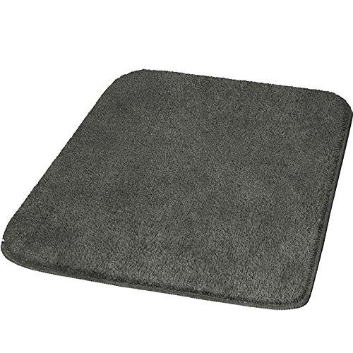 kleine wolke 5517905539 live badematte baumwolle grau 55 x 65 cm. Black Bedroom Furniture Sets. Home Design Ideas