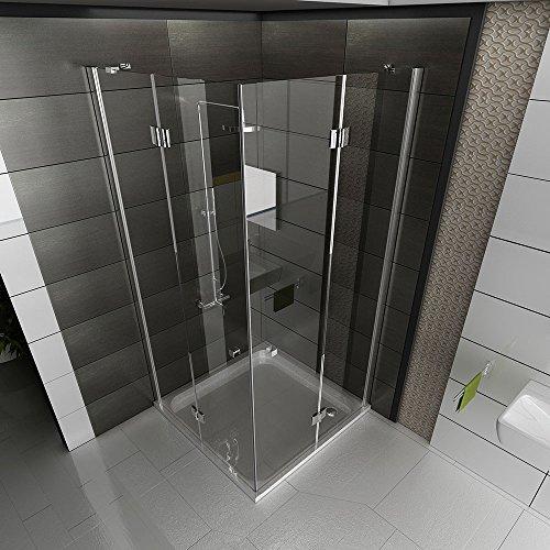 Komplett Dusche | Echtglas Dusche