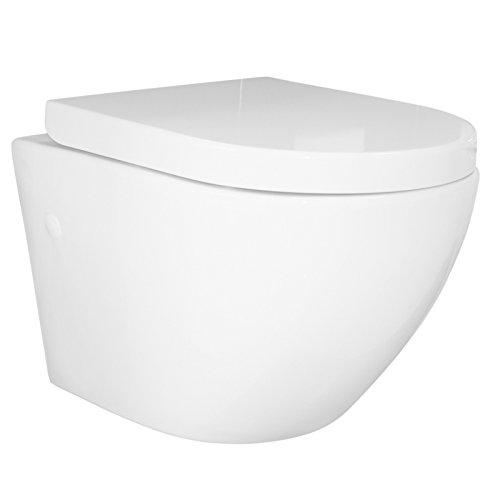 Keramik Toilette | WC keramik | Toilette keramik hängenf