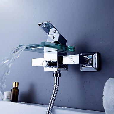 Glas Wasserhahn für Badewanne