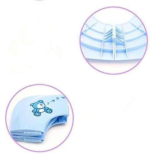 Portable kinder topf kinder baby wc sitz warm soft skin - Baby sitz stuhl ...