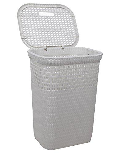 wäschebox weiß | weiße aufbewahrungsbox für wäsche | wäaschetrue weiß