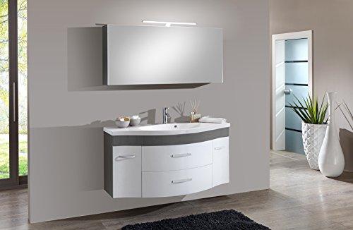 130 cm Spiegelschrank , Spiegelschrank