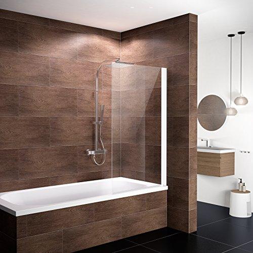 Schulte duschabtrennung badewanne zum kleben glas for Duschabtrennung badewanne