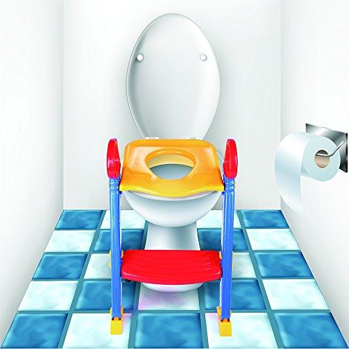 uten baby t pfchen training mit treppe tragbarer. Black Bedroom Furniture Sets. Home Design Ideas